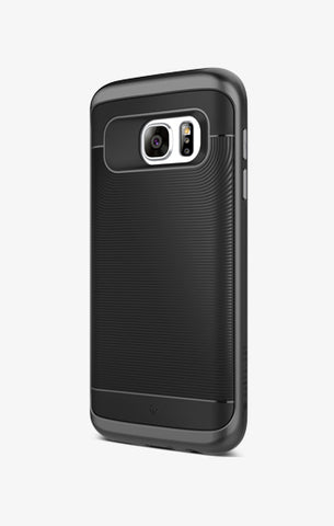 Galaxy S7 Cases Wavelength  Black