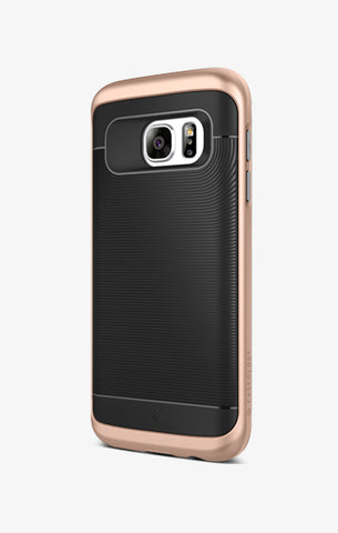 Galaxy S7 Cases Wavelength  Gold