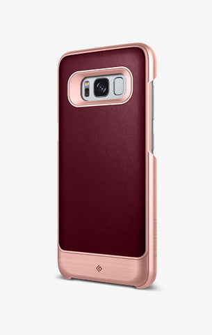 Galaxy S8 Plus Cases Fairmont for Galaxy S8 Plus  Burgundy