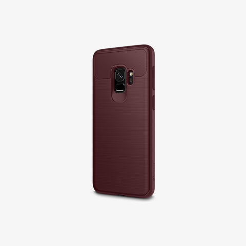 Galaxy S9 Cases Caseology Vault  Burgundy
