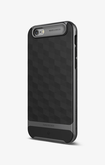Parallax iPhone 6S Black Case