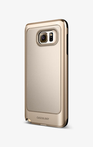 Galaxy Note 5 Cases Vault  Gold