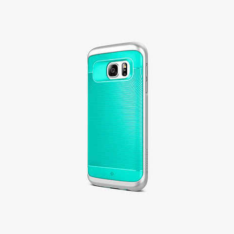 Galaxy S7 Cases Wavelength  Mint Green