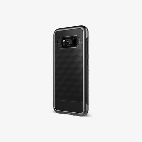 Galaxy S8 Cases Parallax  Black