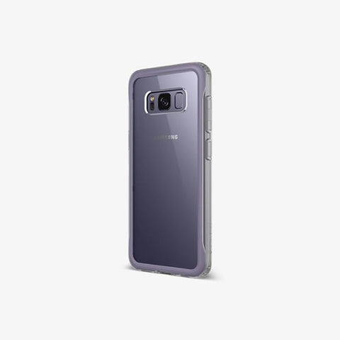 Galaxy S8 Cases Coastline  Orchid Gray
