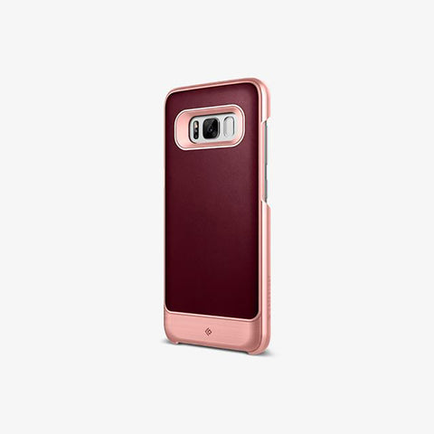 Galaxy S8 Cases Fairmont for Galaxy S8  Burgundy