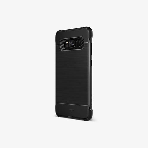 Galaxy S8 Cases Caseology Vault I  Black