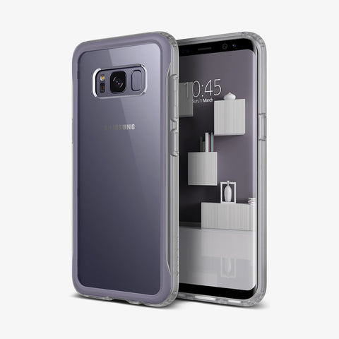 Galaxy S8 Cases Coastline for Galaxy S8  Violet