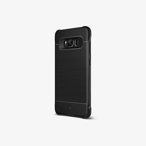 Galaxy S8 Plus Cases Caseology Vault  Black