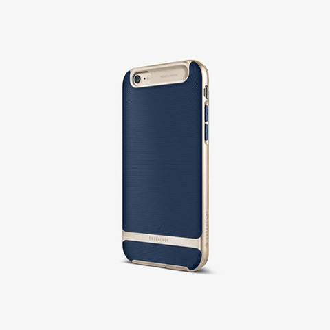 iPhone Cases -     iPhone 6S Wavelength Navy Blue
