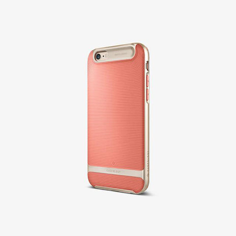 iPhone 6S Cases Wavelength  Coral Pink