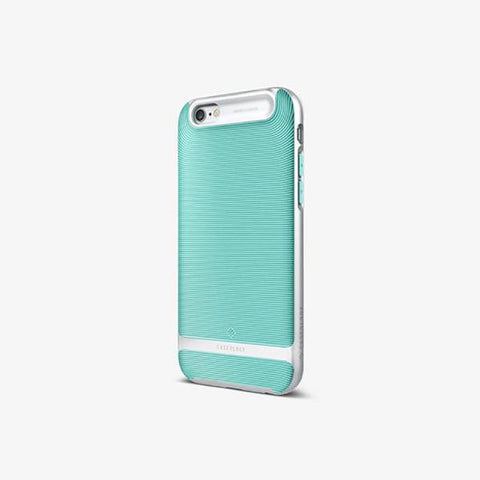 iPhone Cases -     iPhone 6S Plus Wavelength  Mint Green