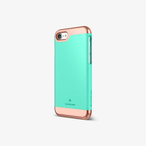 iPhone Cases -     iPhone 7 Savoy  Mint Green