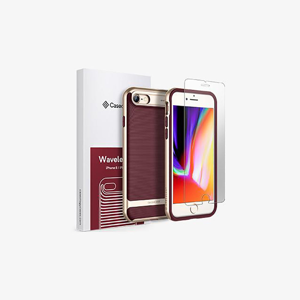Wavelength and Tempered Glass Screen Protector