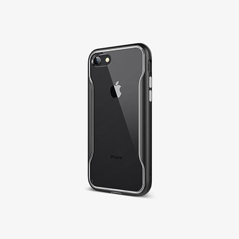 iPhone Cases -     iPhone 8 Cases Apex Clear  Black
