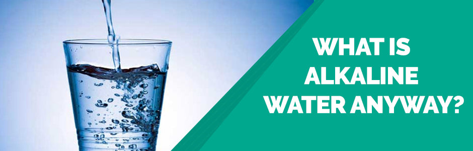 What is Alkaline Water