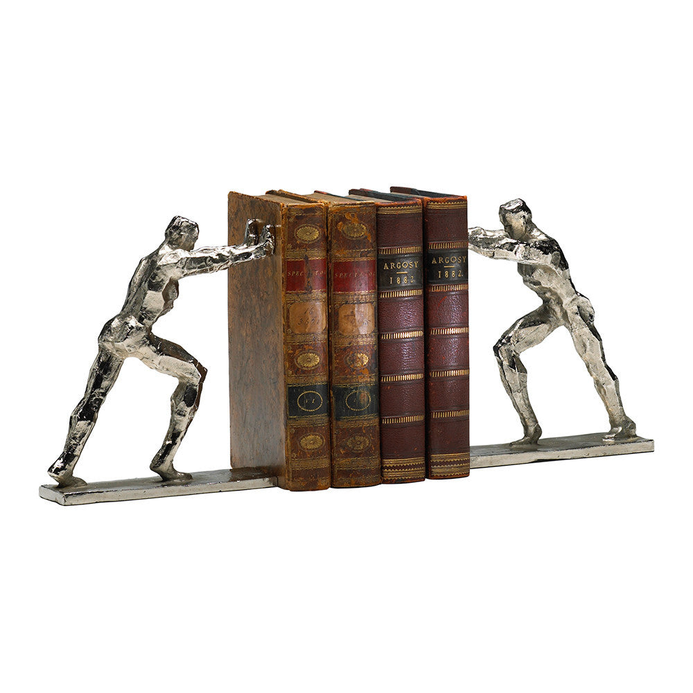 Cyan Design Iron Man Bookends