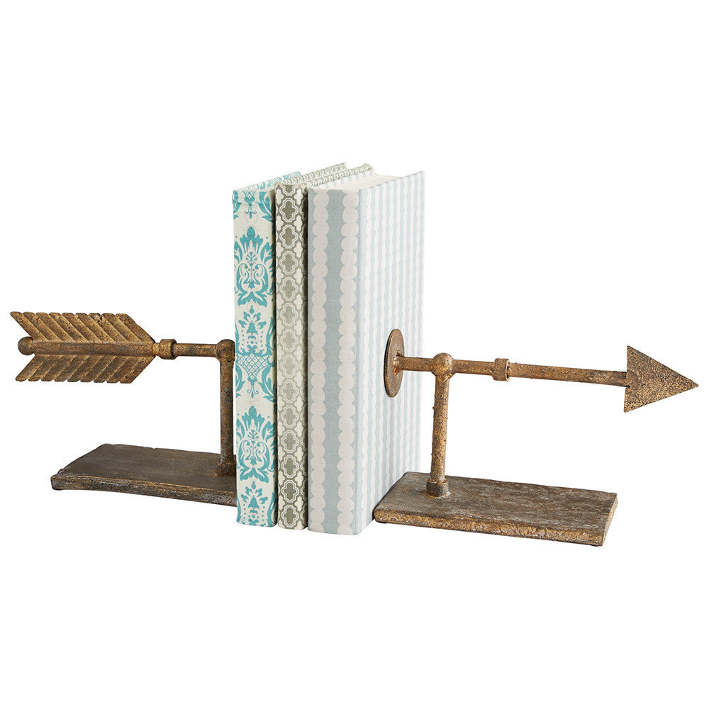 Cyan Design Archer Bookends
