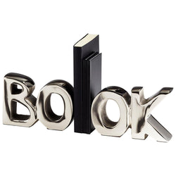 Cyan Design The Book Bookends