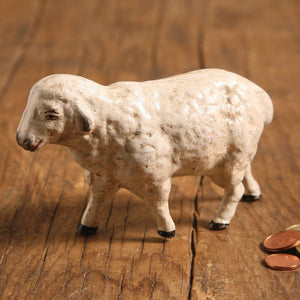 HomArt Agnes the Sheep - Cast Iron - Set of 4