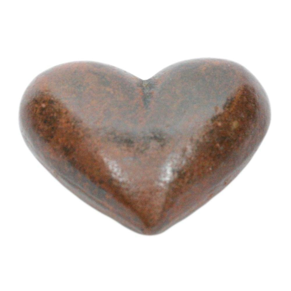 HomArt Heart - Cast Iron - Rust