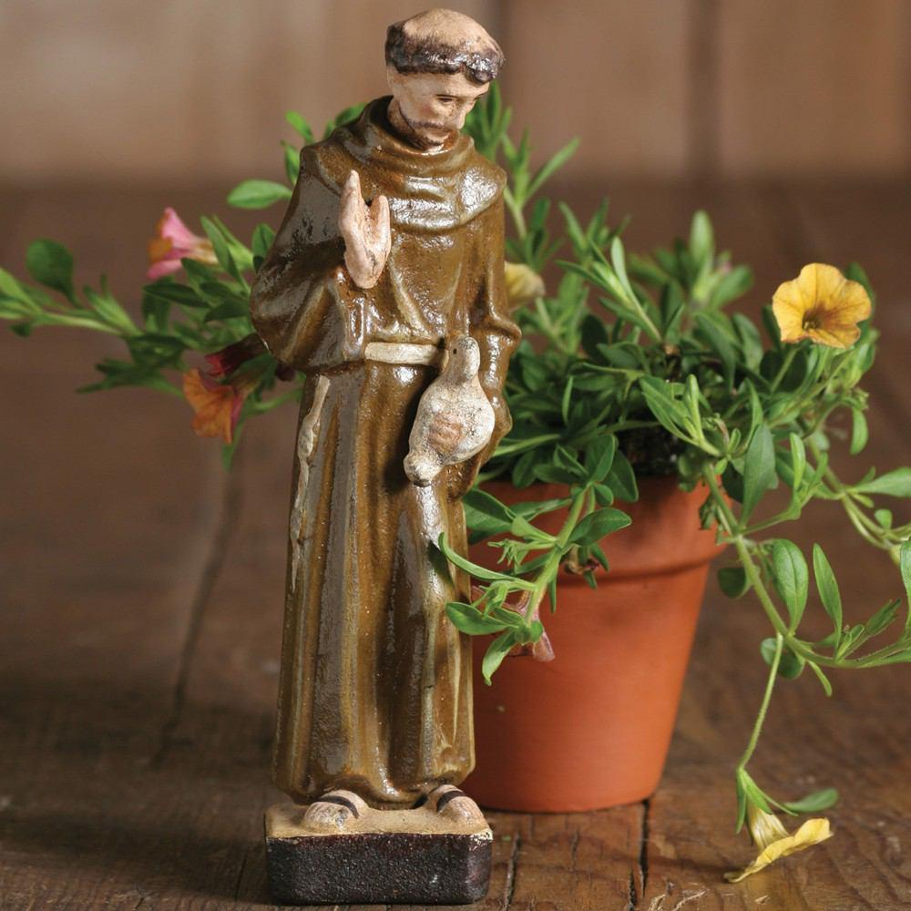 HomArt St. Francis - Cast Iron - Set of 6 - Feature Image