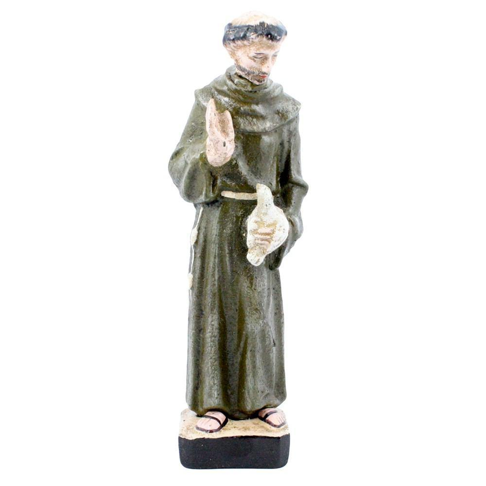HomArt St. Francis - Cast Iron - Set of 6