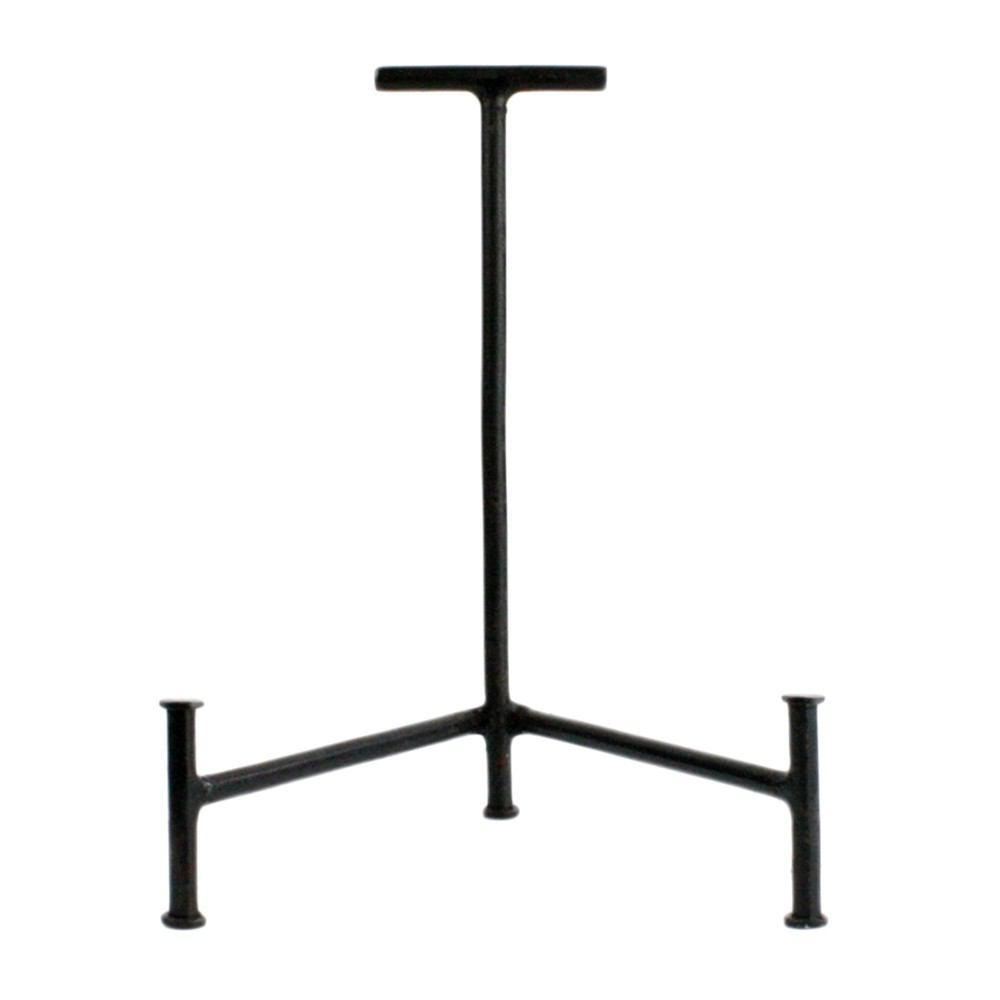 HomArt Iron Stand - Black - Small