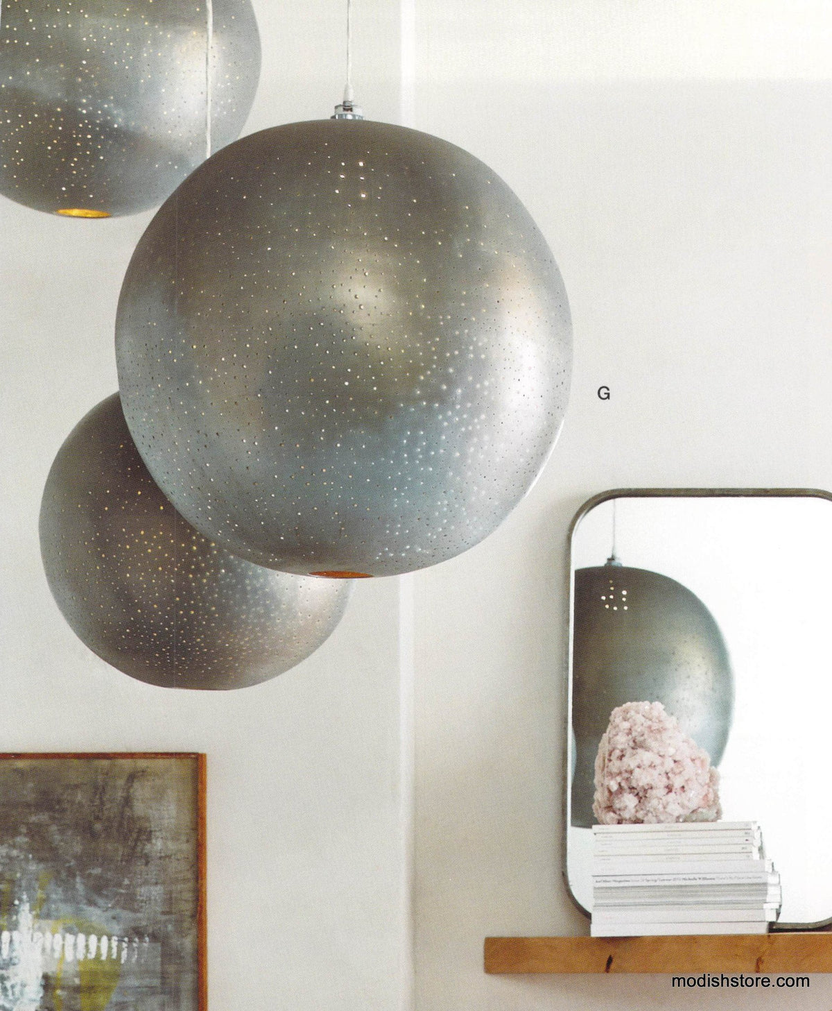 Roost Constellation Pendant Lamp