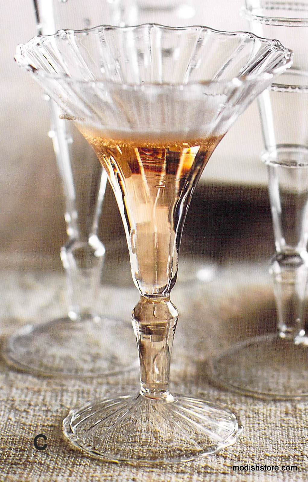 Roost Tula Champagne Flutes & Coupes - Set/6