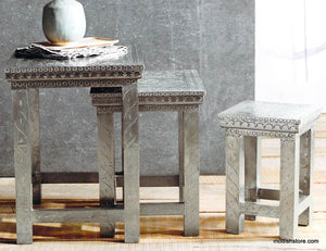 Roost Lotus Nesting Tables - Set Of 3