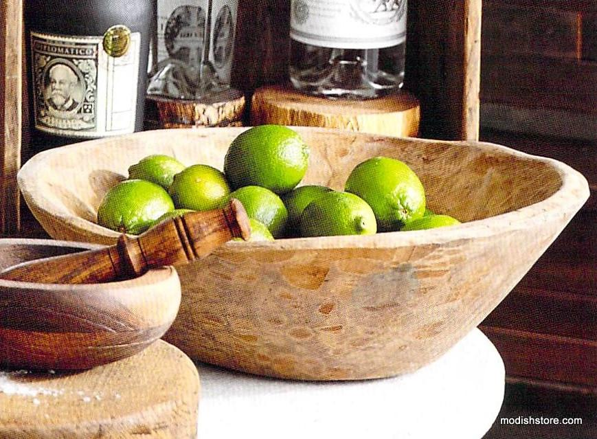 Roost Vintage Chapati Bowl