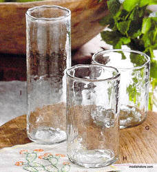 Roost Ripple Glasses - Set Of 6