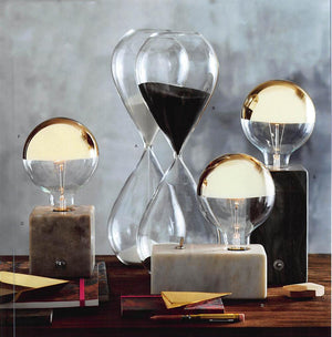 Roost Graaff Marble Lamps