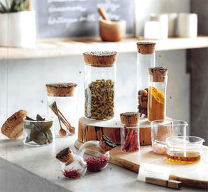 Roost Corked Spice Jars