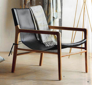 Roost Campanya Chair Ebony