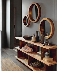 Roost Porthole Round Mirrors