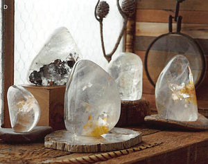 Roost Crystal Freeform Specimens