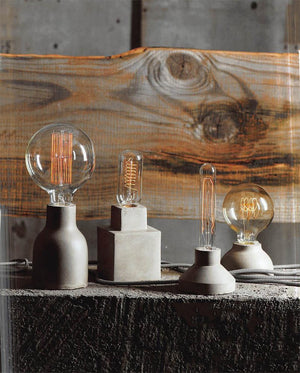 Roost Architectural Lamps Set of 4 - Large