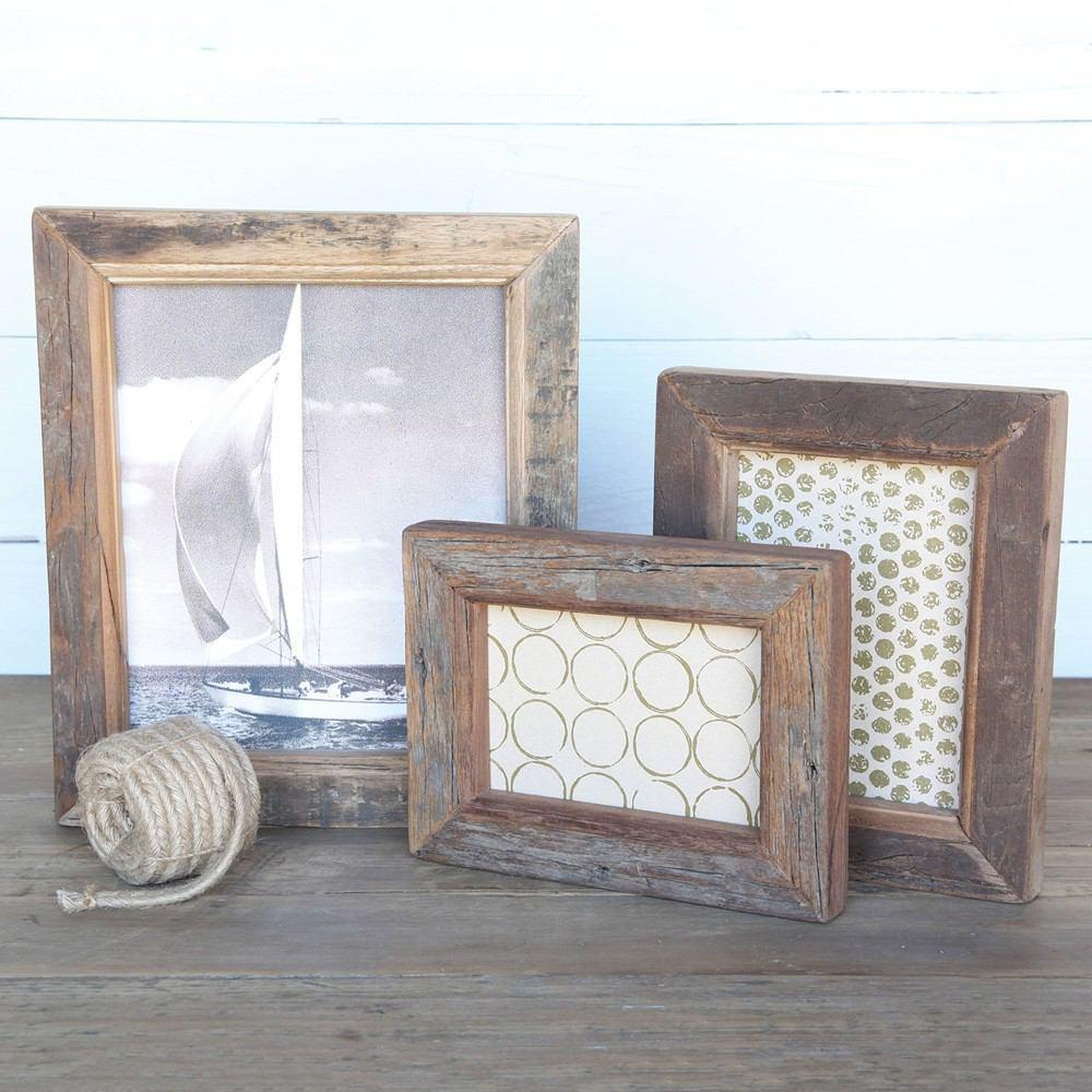 HomArt Reclaimed Wood Picture Frame