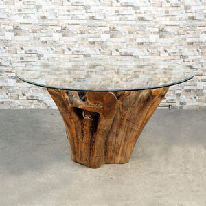 Habini Teak Root Dining Table