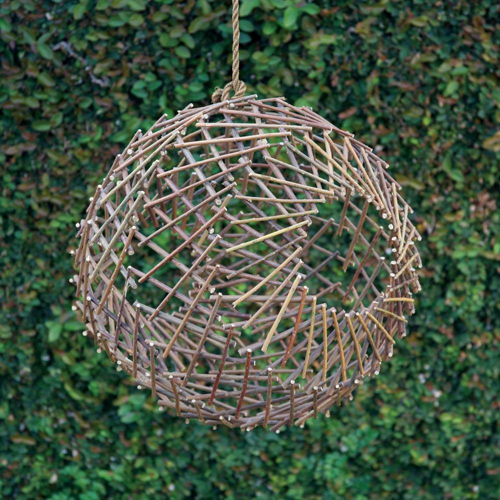 HomArt Twig Sphere - Natural - Feature Image
