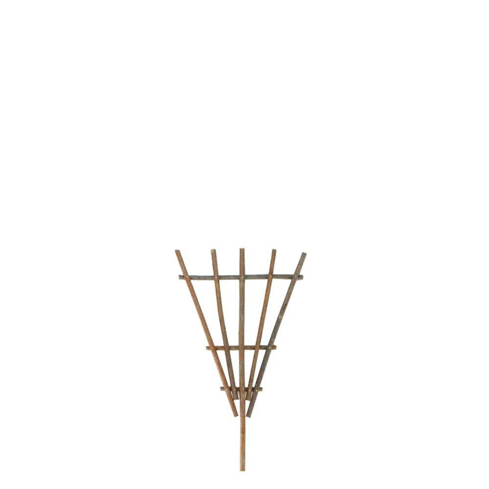 HomArt Staked Twig Trellis - Natural - Small