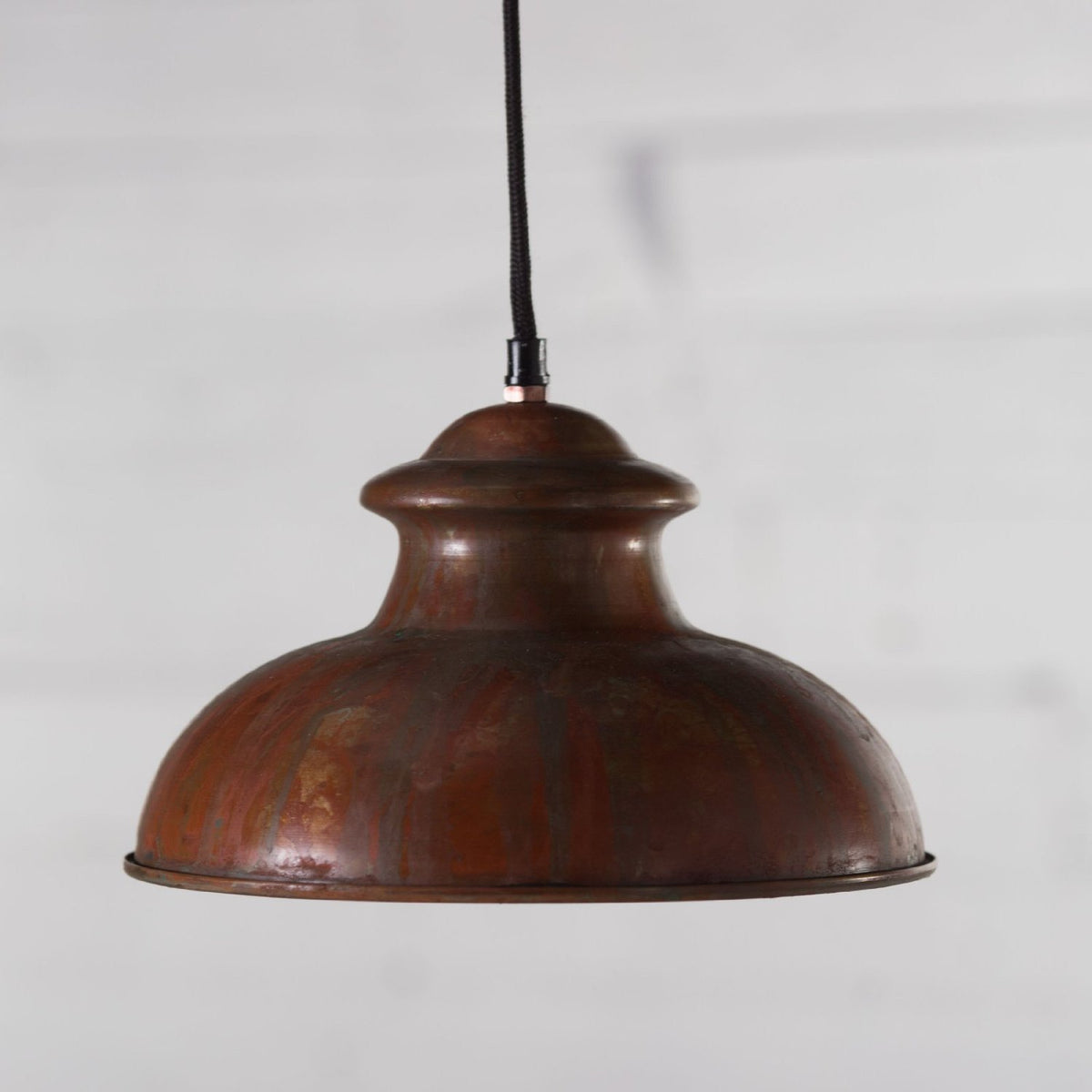 Kalalou Antique Rustic Pendant