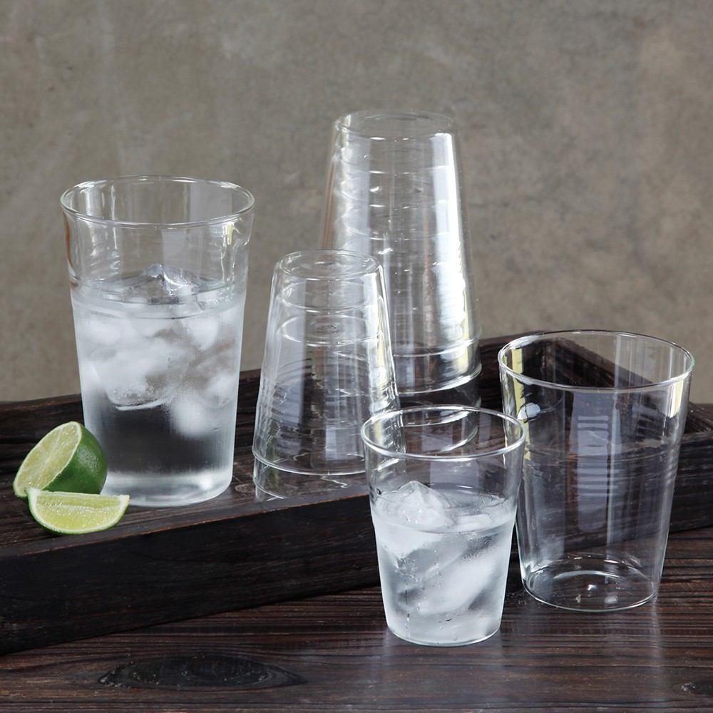 HomArt Spencer Cup - Clear - Set of 6