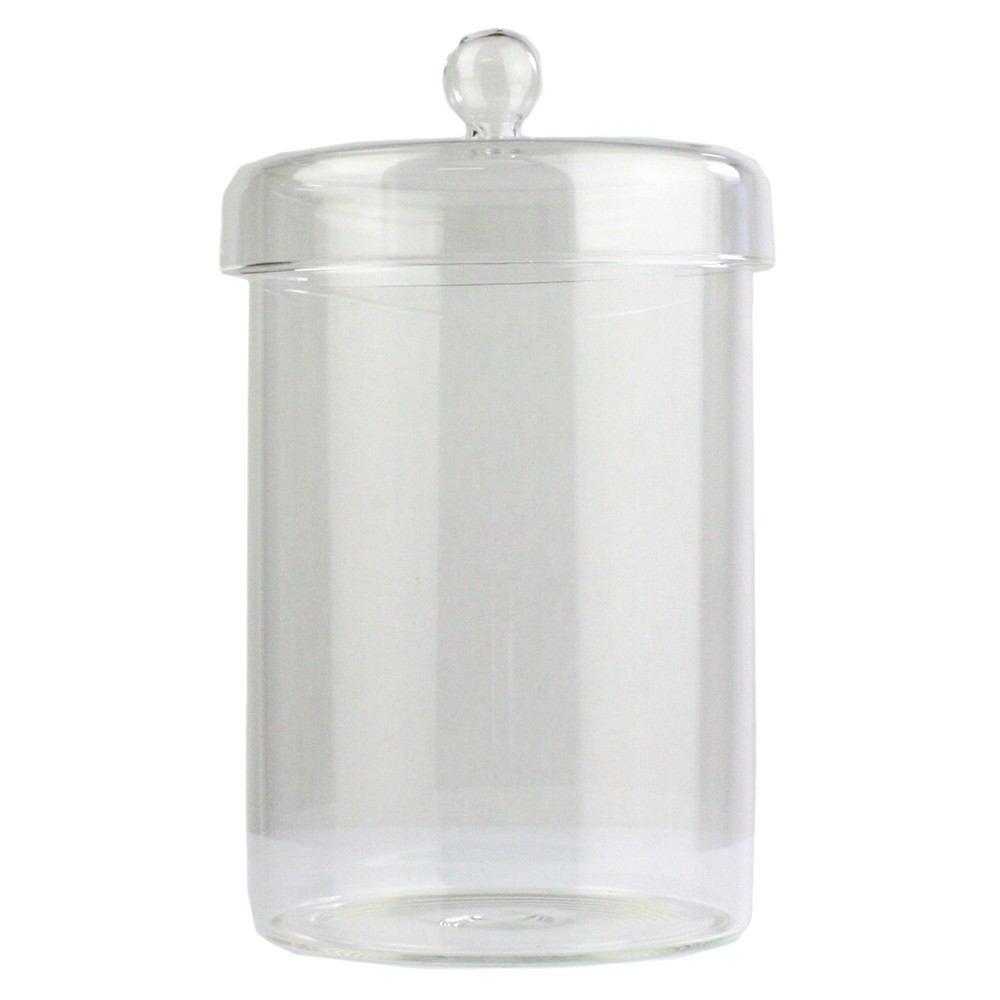 HomArt Utility Jar - Clear - Set of 4 - Feature Image