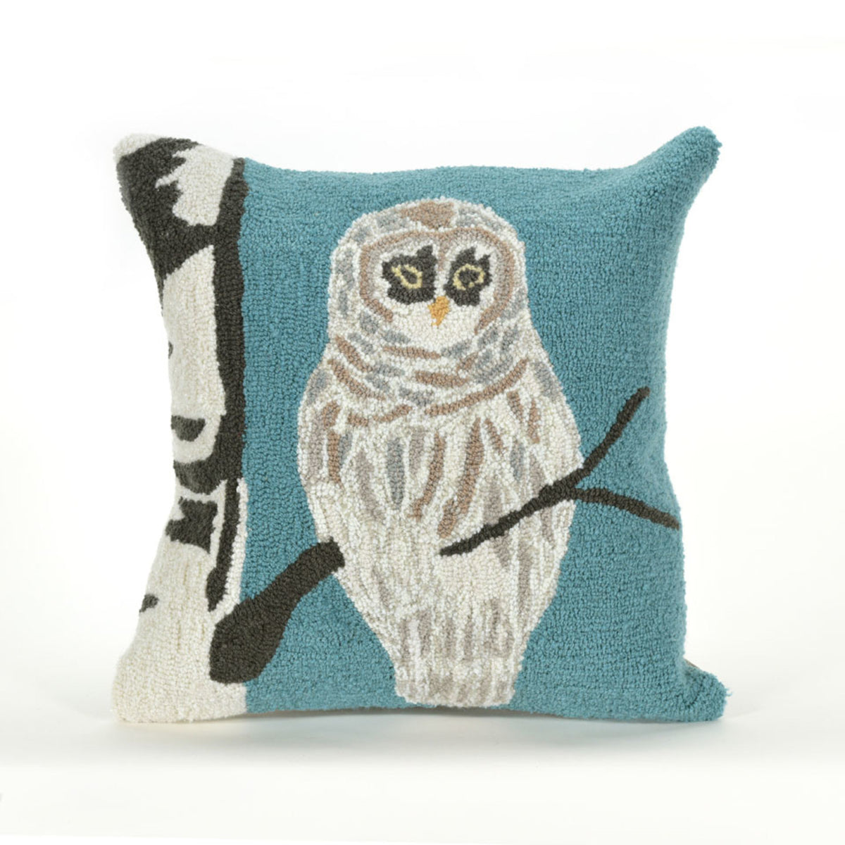 Frontporch Snowy Owl Night Pillows