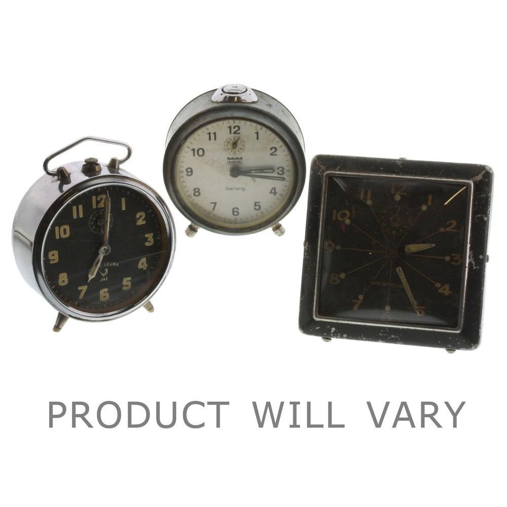 HomArt Iron Table Clock - Feature Image