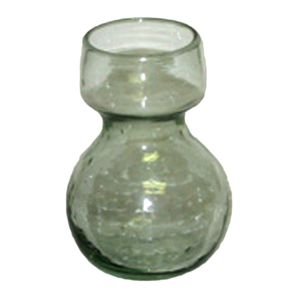 HomArt Bulb Vase - Recycled - Clear