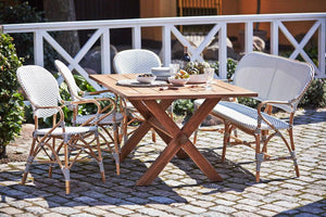 Sika Design Colonial Teak Table